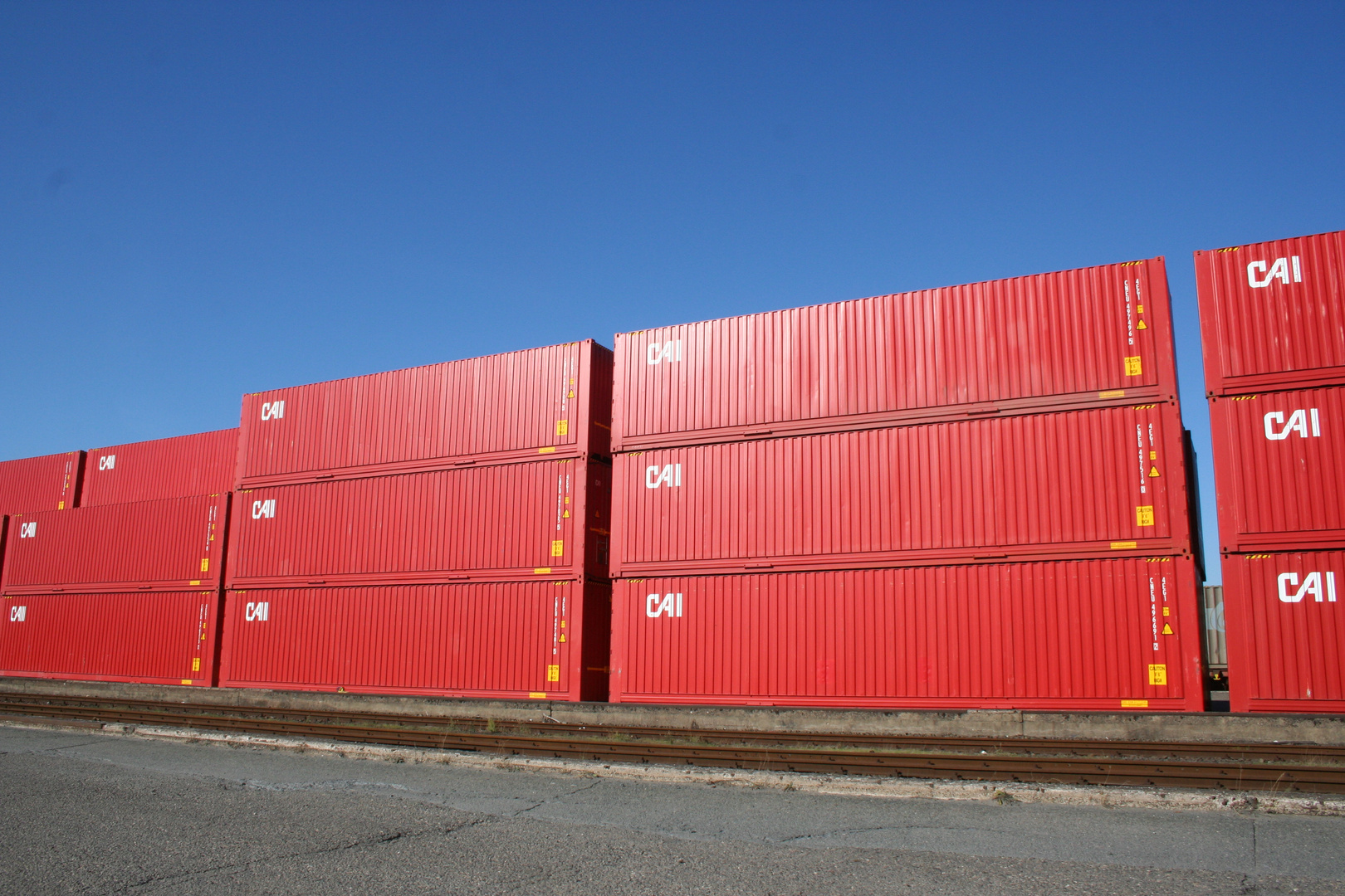 >Container