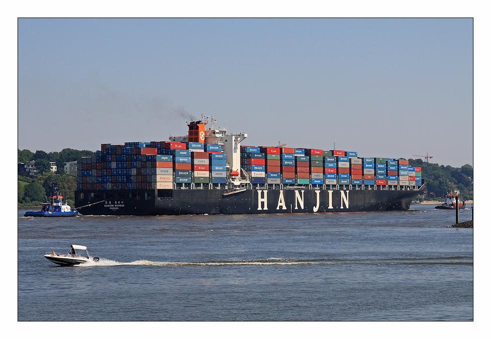 Container für Hamburg
