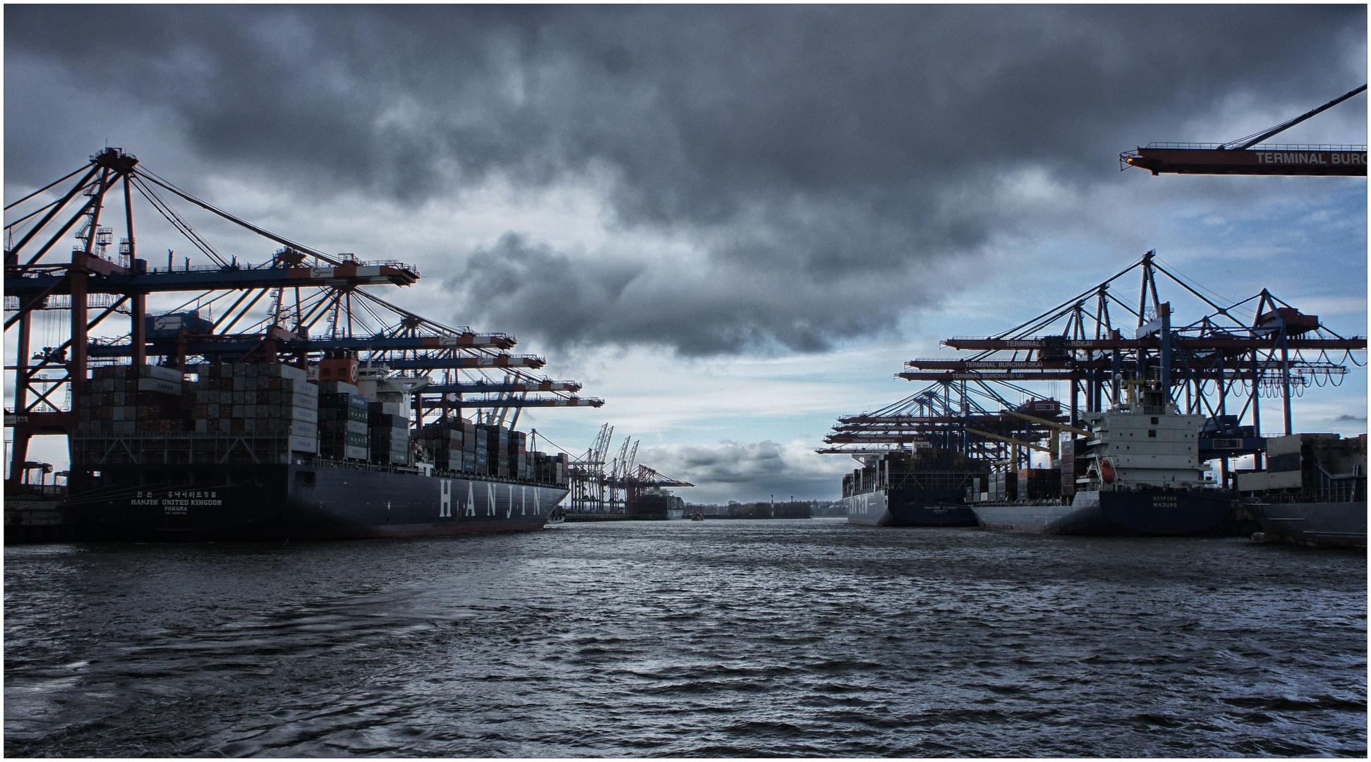 Container Hafen HH
