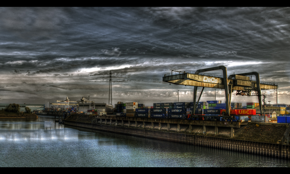 Container - Terminal