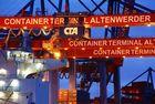 Container Terminal Altenwerder - Liegeplatz 4