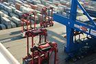 Container Terminal Bremerhaven - 01
