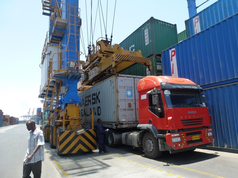 Container Terminal South Port - Port Sudan
