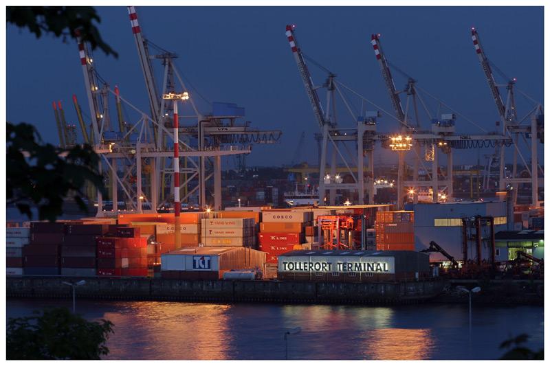 container terminal tollerort