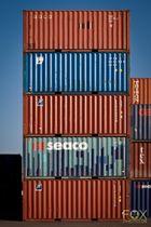 Container-Tetris