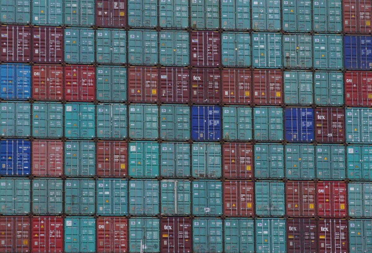 Container - Tetris für Fortgeschrittene