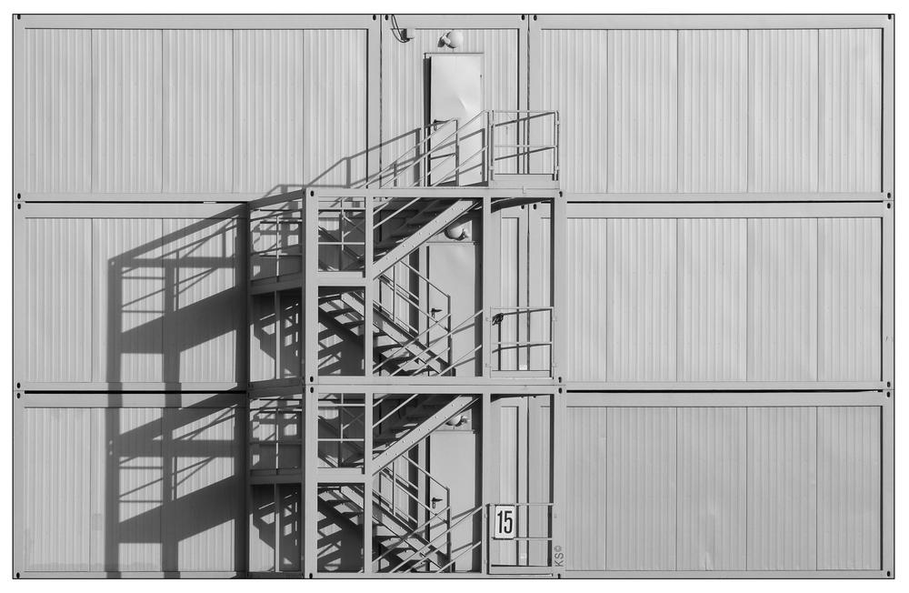 Container-Unterkünfte