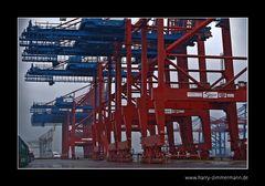 Containerhafen Burchardkai