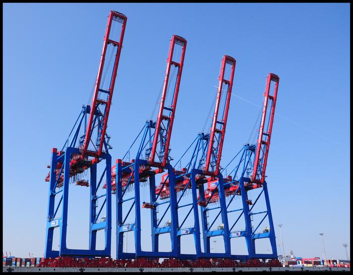 Containerhafen Tollerort