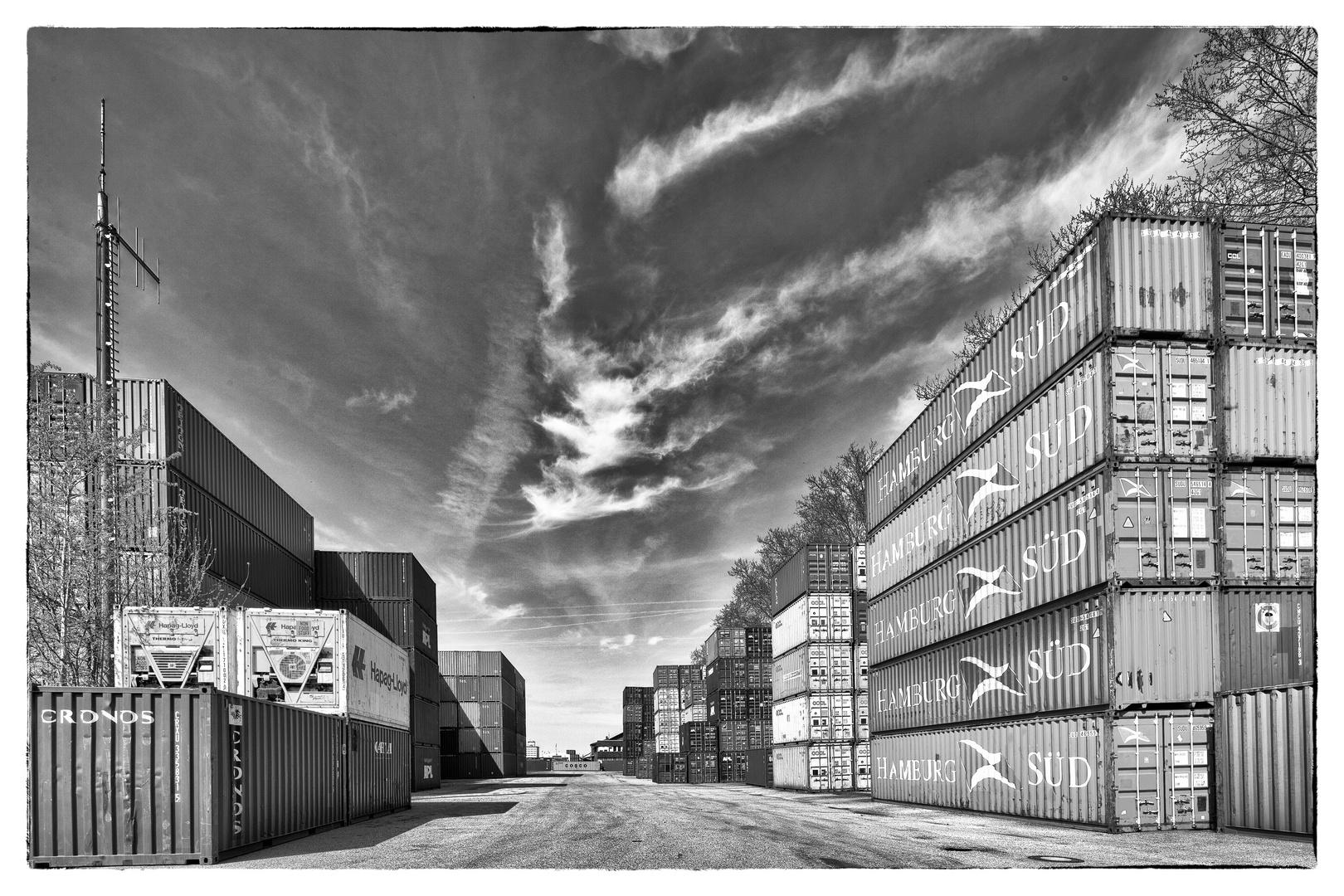 Containerhof