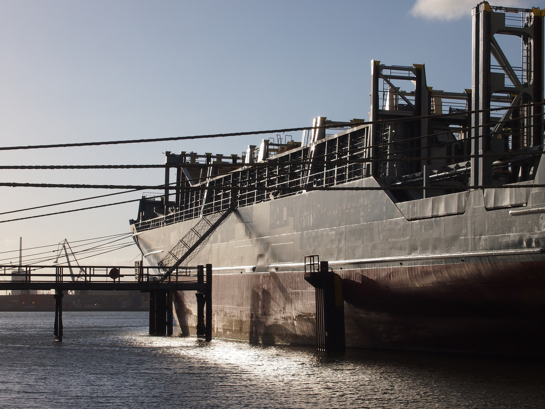 Containerschiff Neuenfelde