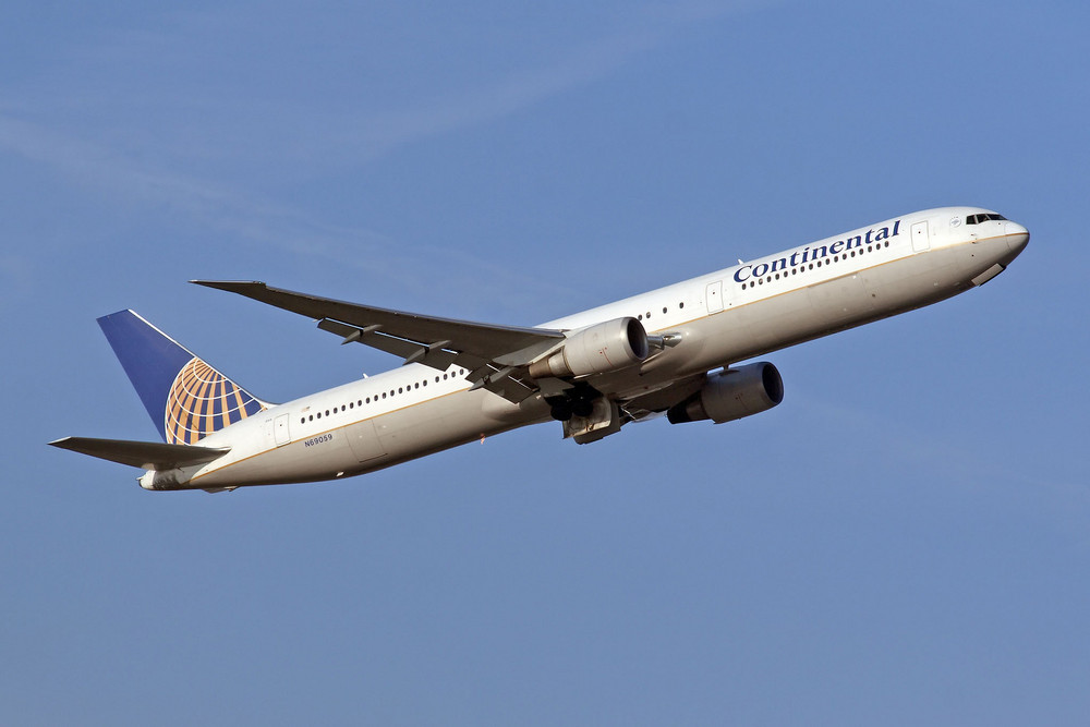 Continental Airlines Boeing 767-424(ER) (N69059)