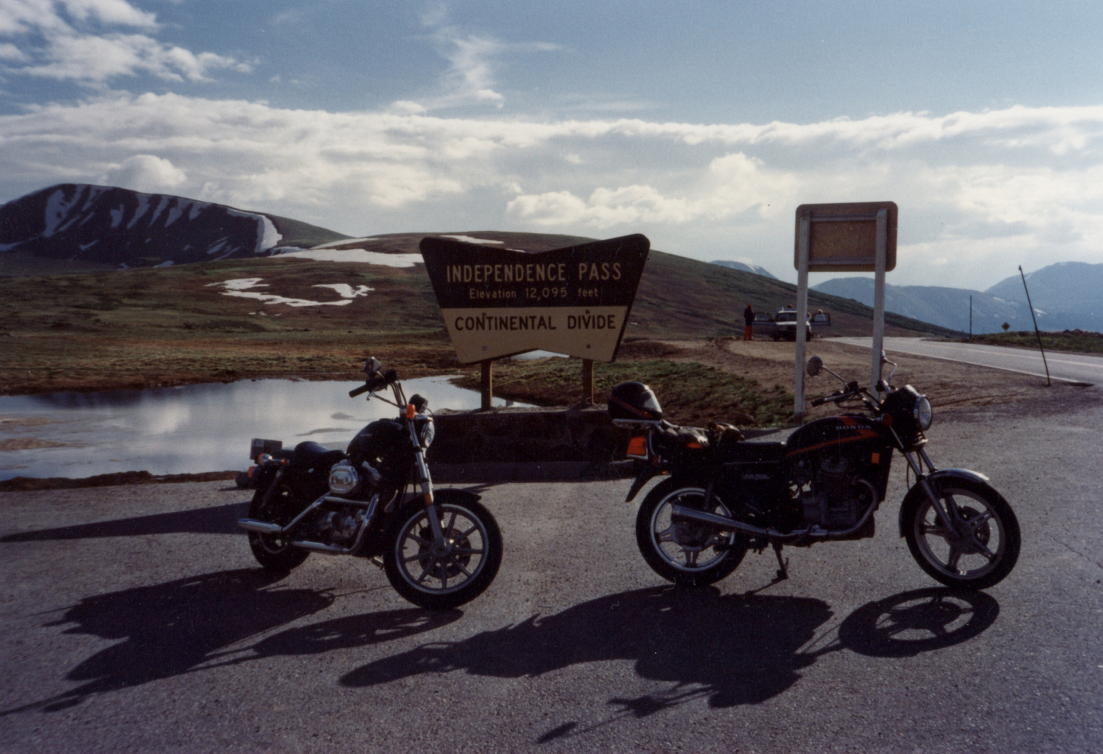 Continental Divide / Independence Pass