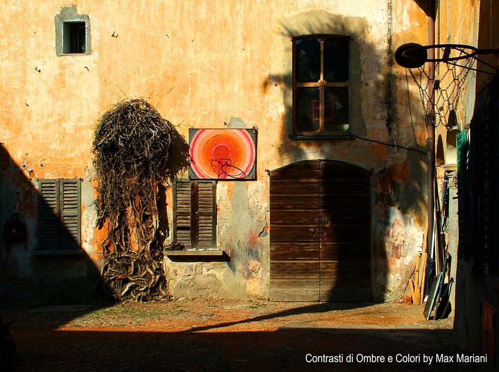Contrasti di ombre e colori