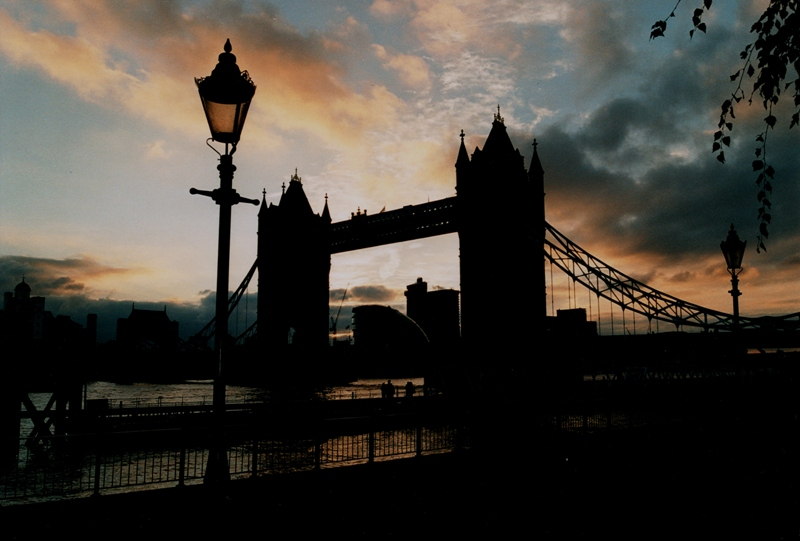 Controluce Londinese