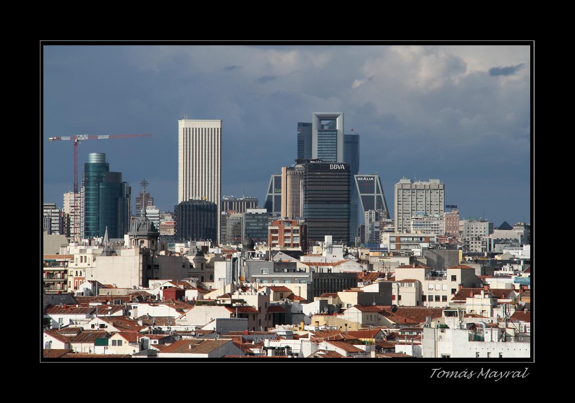 Contruyendo MADRID