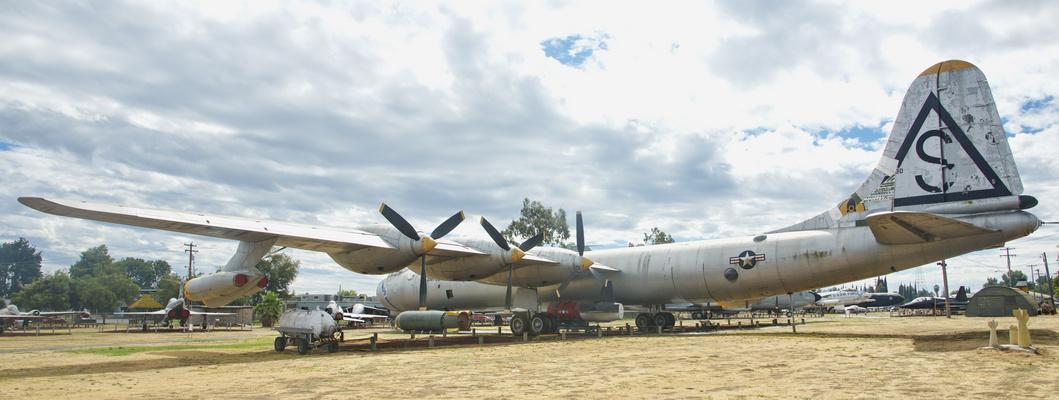 Convair RB 36