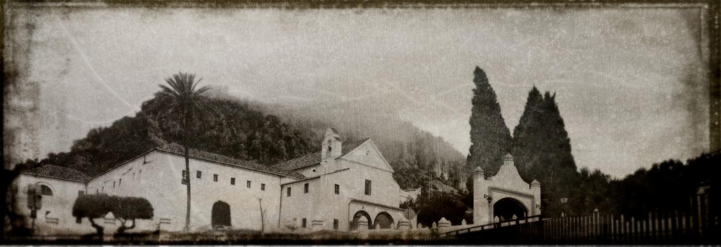 """Convento de Capuchinos """"UBRIQUE"""""""