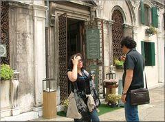 Conversazione in Venezia.