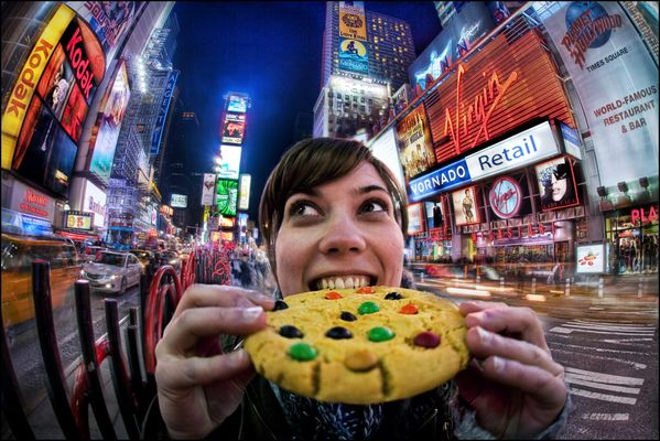 Cookie New York Style