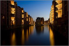 Cool Night / Speicherstadt