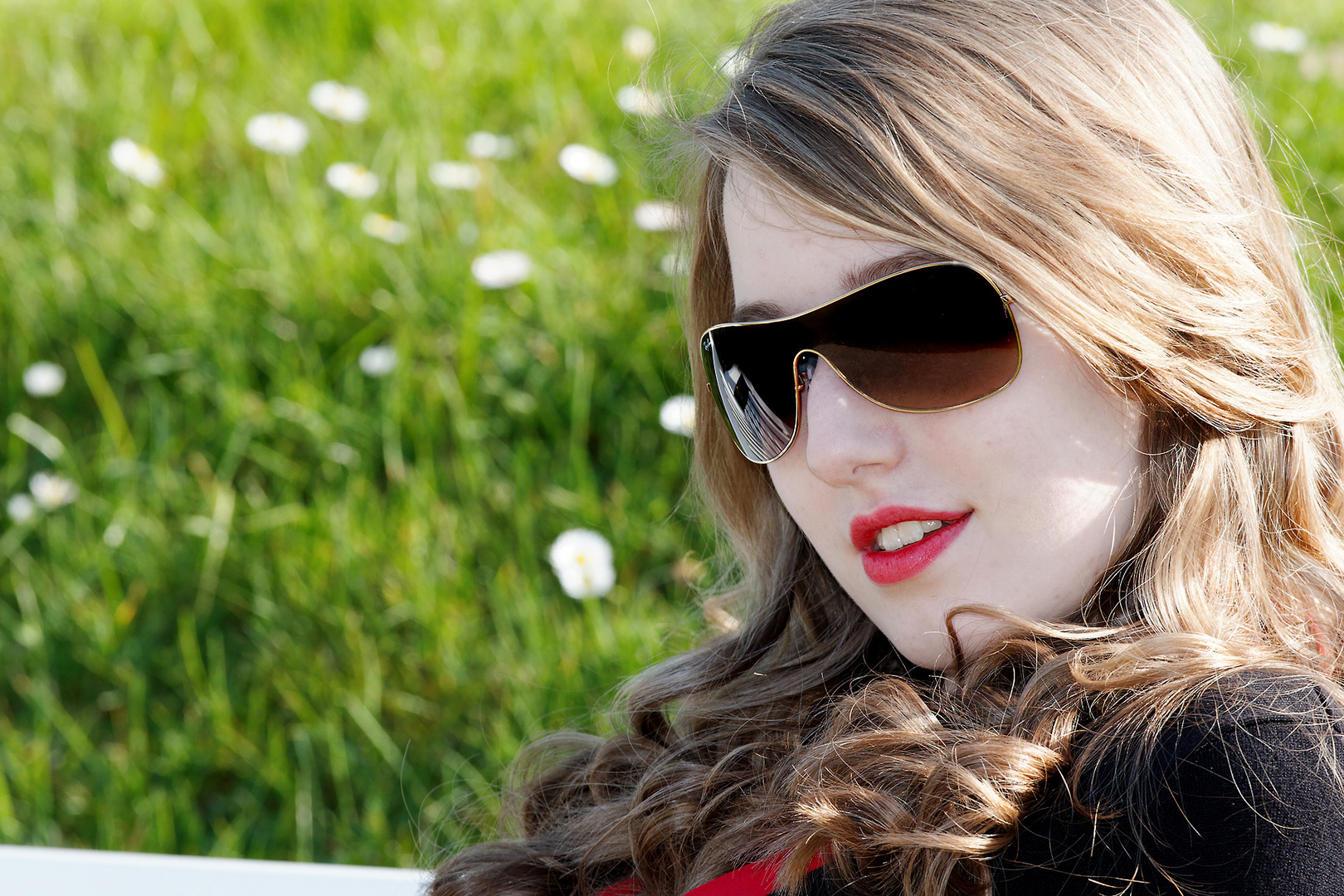 Coole Brille