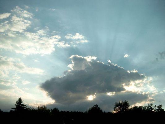 Coole Wolke ;)