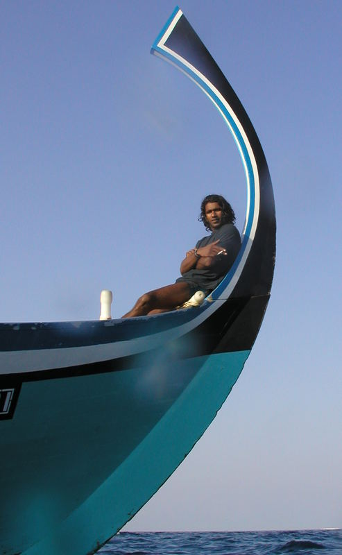 Cooler Divegide, Malediven, Dhoni