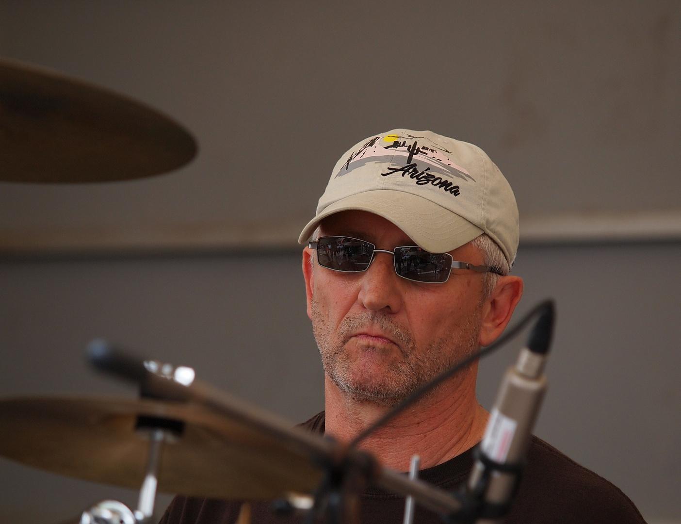 cooler Drummer