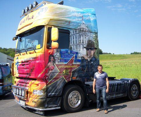 Cooler Truck