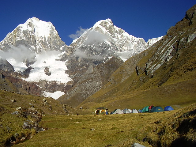 Coordillera Huayhuash - Huaraz-Peru
