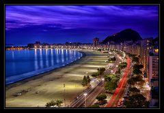 Copacabana @ Night