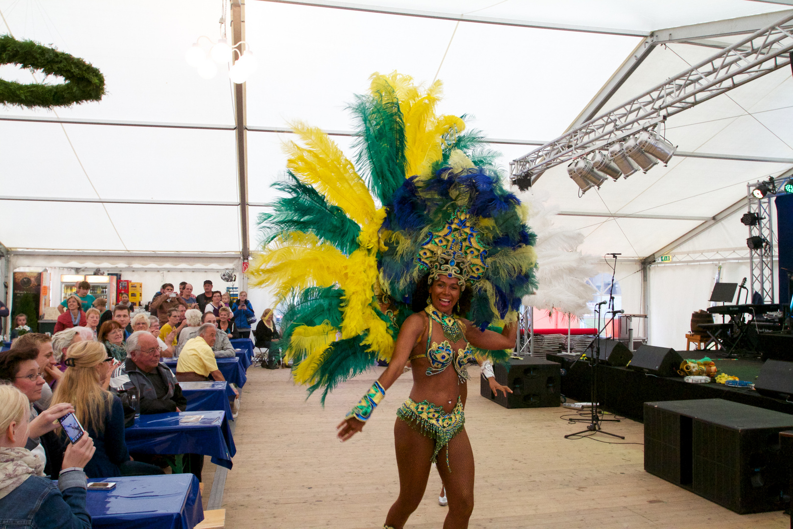 Copacabana-Sambashow Nr. 4609