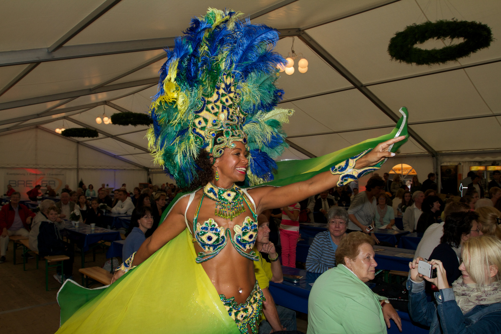 Copacabana-Sambashow Nr. 4617