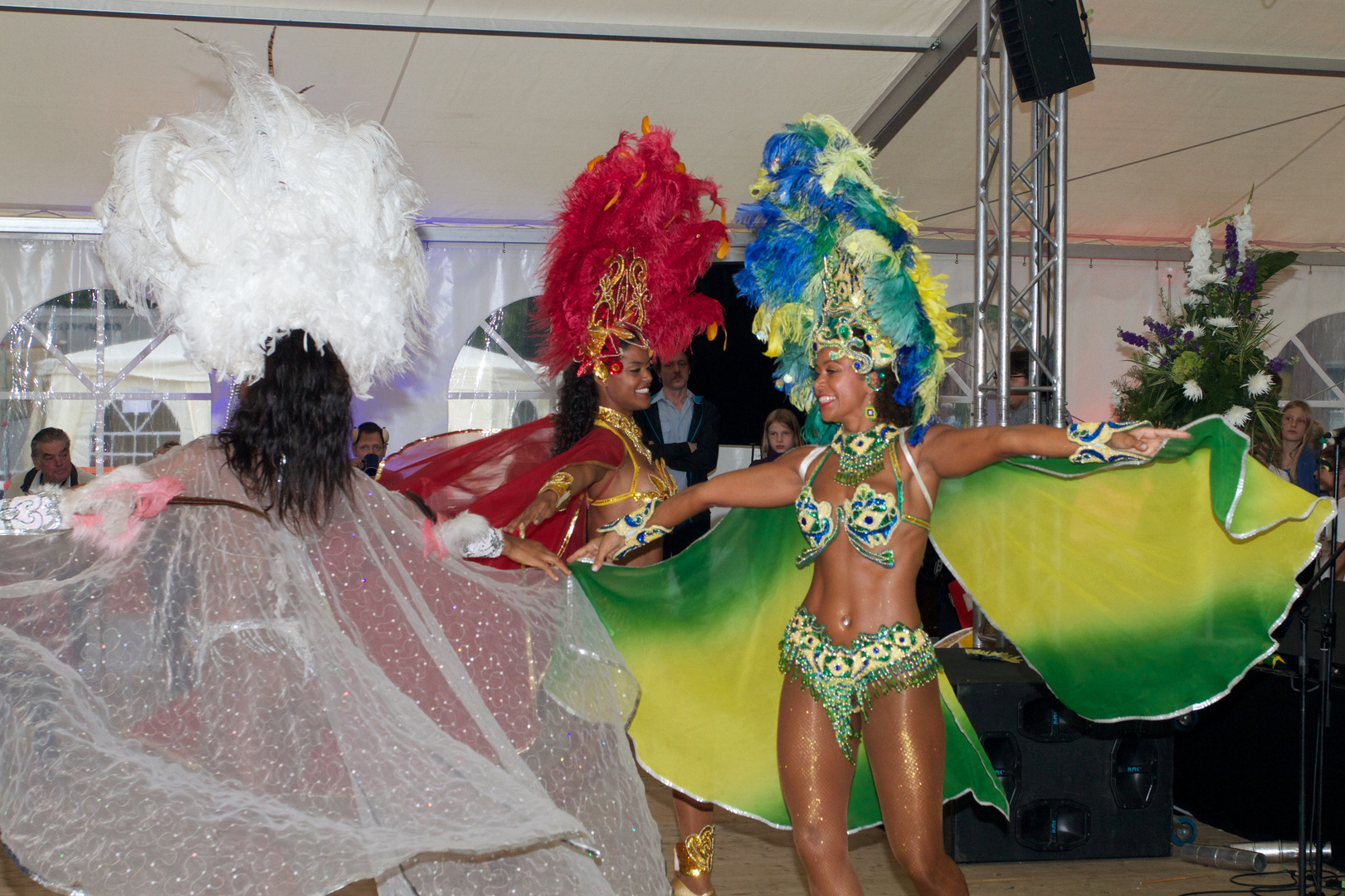 Copacabana-Sambashow Nr. 4624