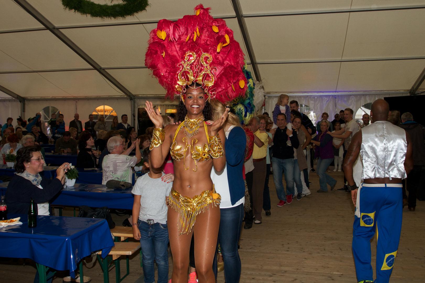 Copacabana-Sambashow Nr. 4651