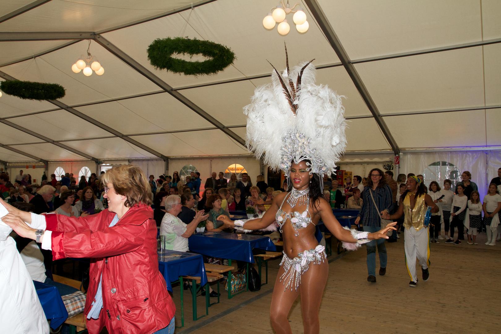 Copacabana-Sambashow Nr. 4656