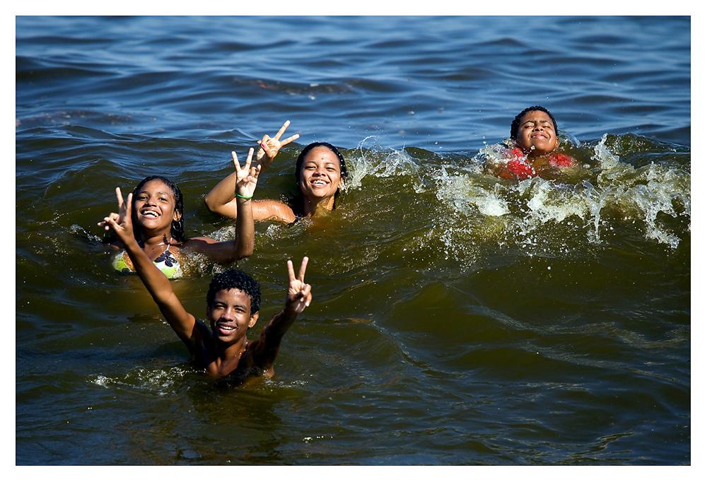 COPACABANA  -  Wir leben in einem Meer von Möglichkeiten.   © Dr. Ebo Rau