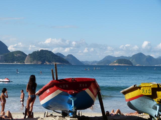 Copacobana ...