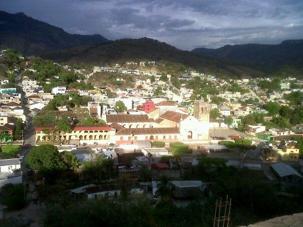 Copainalá Mezcalapa Chiapas.