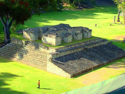 Copán ruinas , Honduras
