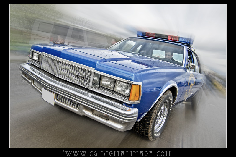 Copcar Chevy German Racewars