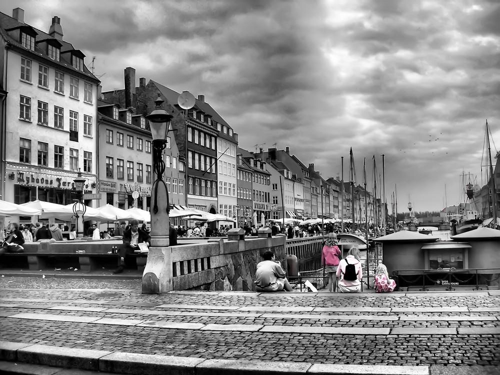 Copenaghen vista dalle donne