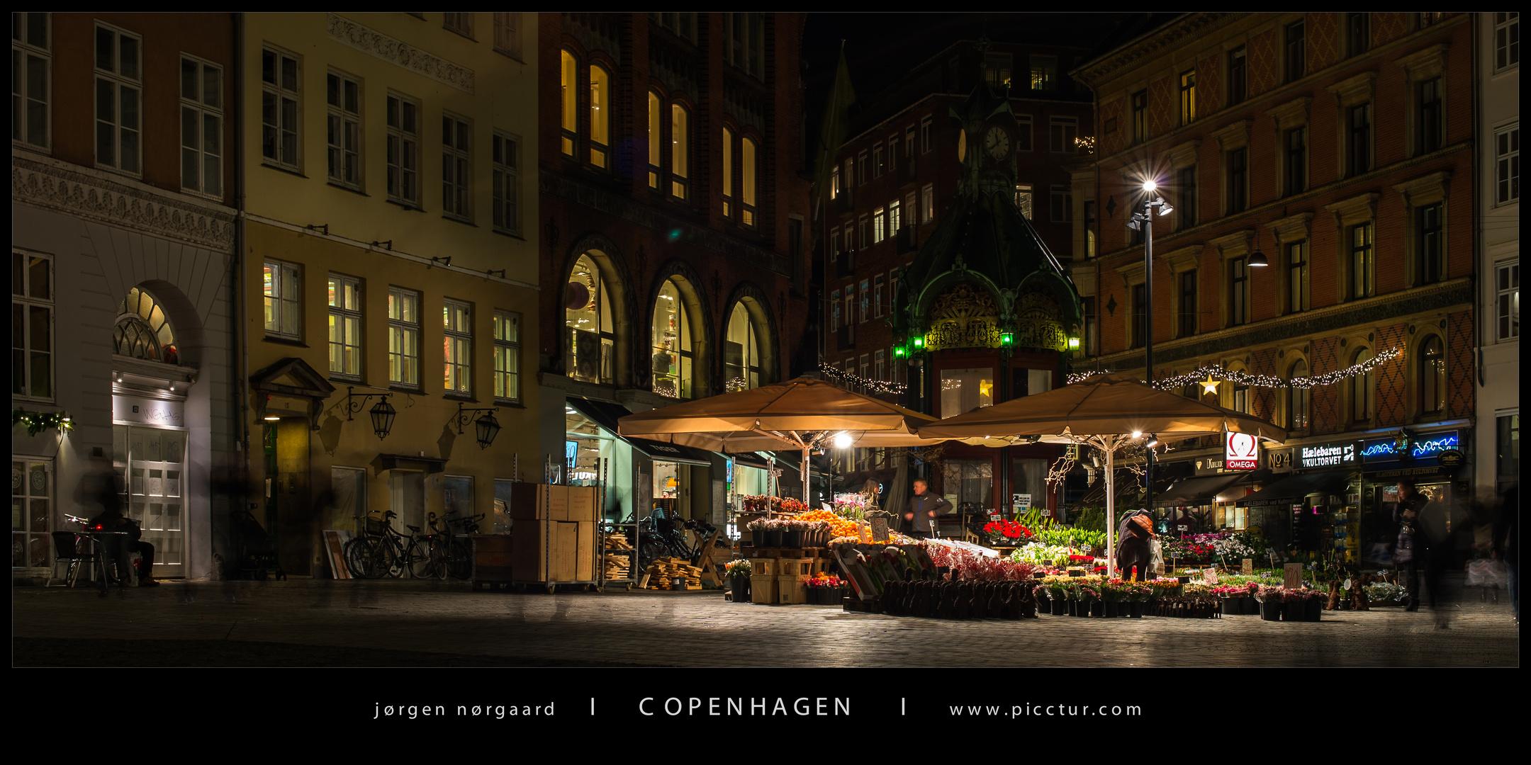 Copenhagen marketplace