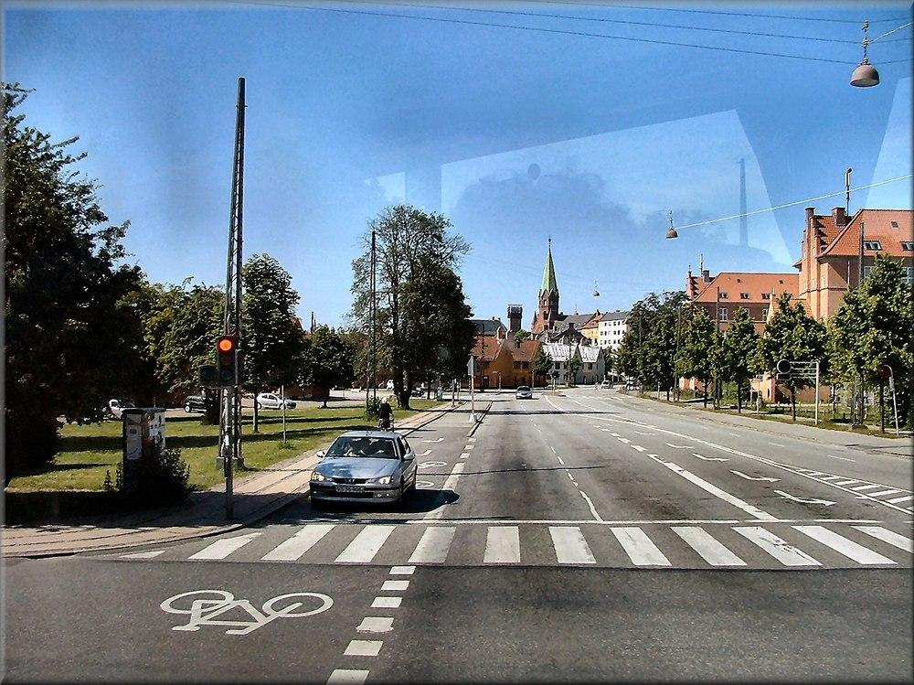 Copenhagen street.