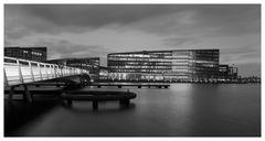 Copenhagen Sydhavn B&W