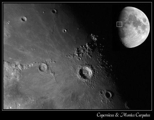 Copernicus & Montes Carpatus