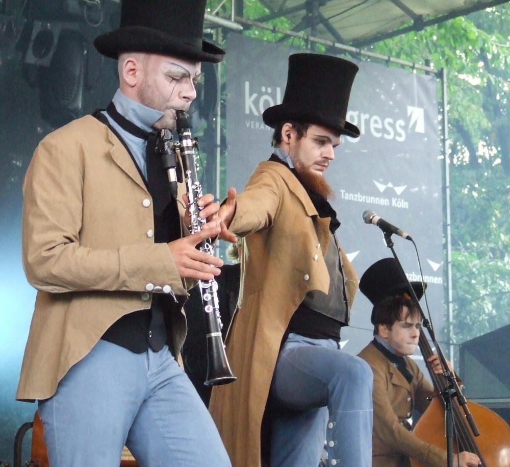 Coppelius beim Amphi Festival 2009 - Bild 3