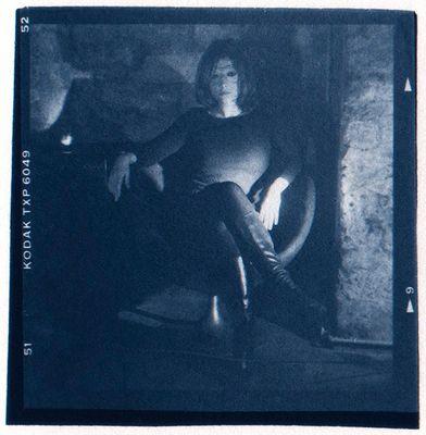 "Copyright, ""Mascarade # 12"", 2001"