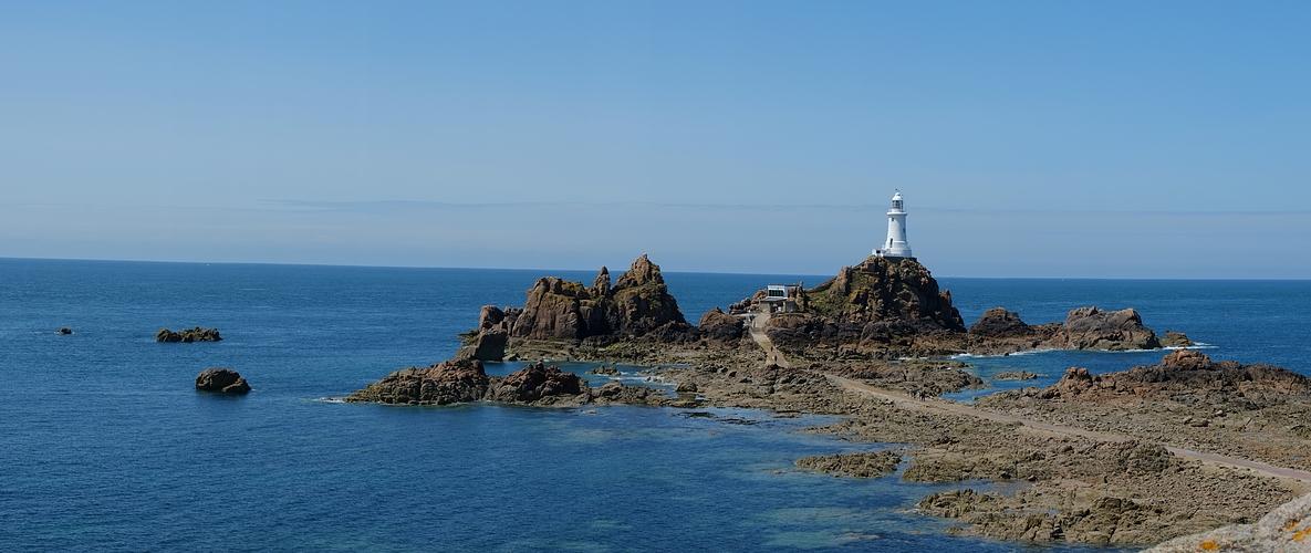 Corbiere Lighthouse Jersey
